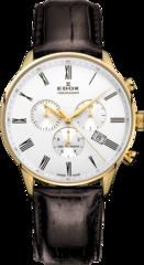 Наручные часы Edox Les Vaubertz Chronograph 10408  37JA AR