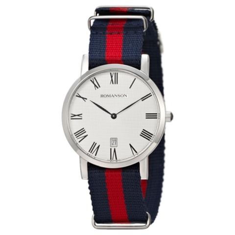 Купить Наручные часы Romanson TL3252UUWWH по доступной цене