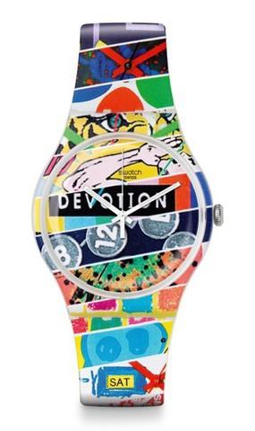 Купить Наручные часы Swatch SUOZ170 по доступной цене