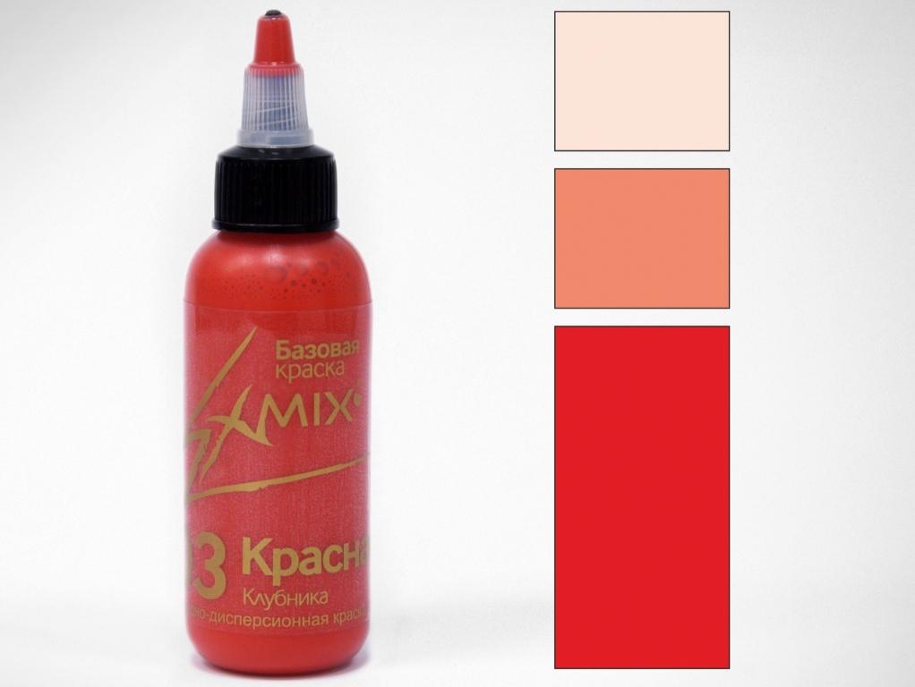 Краска укрывистая Exmix 03 Красный 1000 мл