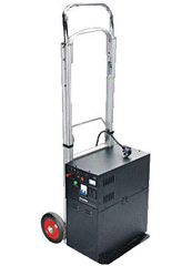 Преобразователь тока (инвертор) AcmePower AP-CPS1000 (инвертор/зарядное устройство/контроллер зарядки аккумулятора/тележка)