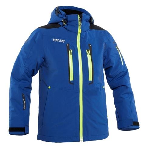 Куртка 8848 Altitude BRISTOL детская BERLINER BLUE