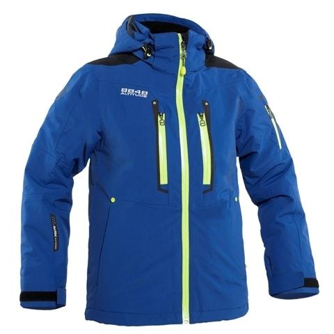 Куртка 8848 Altitude BRISTOL подростковая BERLINER BLUE