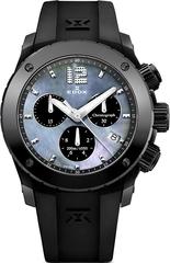 Наручные часы Edox Les Vaubertz Chronograph 10411 37RN NAIN