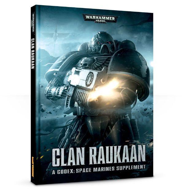 Clan Raukaan - Codex: Space Marines Supplement