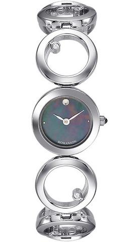 Купить Наручные часы Romanson RM9906QLWBK по доступной цене