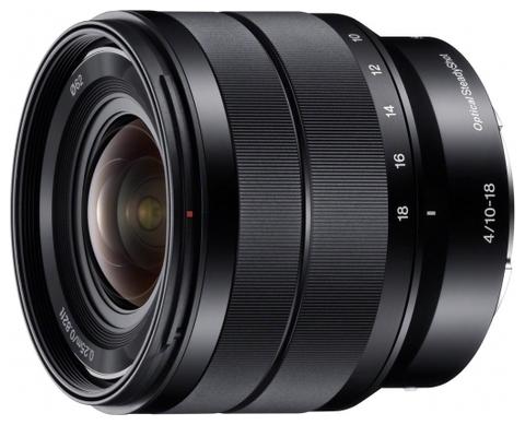 Sony 10-18mm f/4 (SEL-1018)
