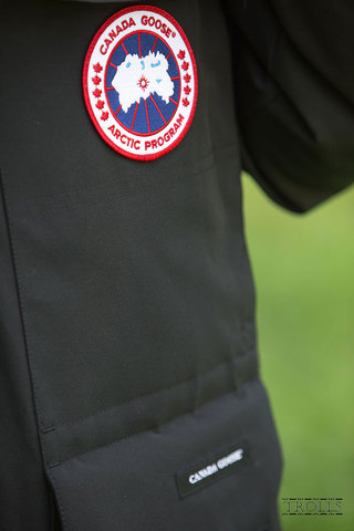 Canada Goose пуховик Expedition Parka
