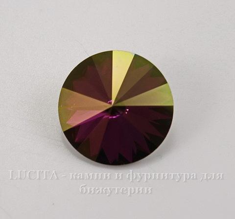 1122 Rivoli Ювелирные стразы Сваровски Crystal Lilac Shadow (12 мм)