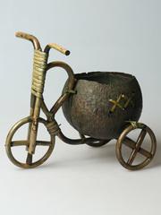 Кашпо велосипед HF10B- 062