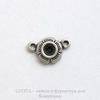 Сеттинг - основа - коннектор (1-1) для страза 2,5 мм (оксид серебра)
