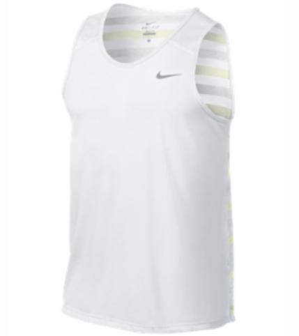 Мужская майка Nike DF Touch Talwind Tank (596198 100)