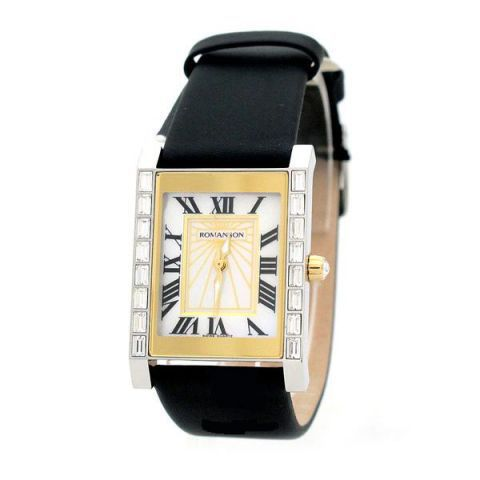 Купить Наручные часы Romanson RL1215TLCWH по доступной цене