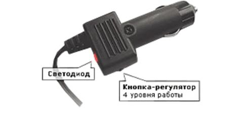 Накидка с подогревом Емеля 2 (с регулятором нагрева)