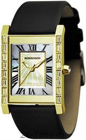 Купить Наручные часы Romanson RL1215TLGWH по доступной цене