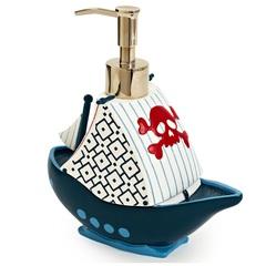 Дозатор для жидкого мыла детский Pirates от Kassatex