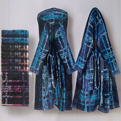 Элитный халат Signature от Emanuel Ungaro