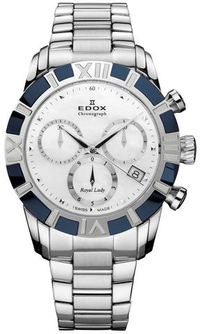 Купить Наручные часы Edox Royal Lady 10406 357B NAIN по доступной цене