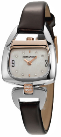 Купить Наручные часы Romanson RN1206QLJWH по доступной цене