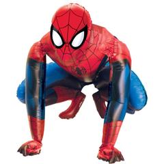 А Шар Ходячая Фигура, Человек-паук, (37''/94 см), 1 шт.