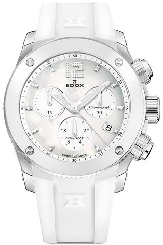 Купить Наручные часы Edox ROYAL LADY CHRONOLADY 10411 3B NAIN по доступной цене