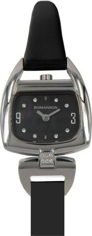 Купить Наручные часы Romanson RN1206QLWBK по доступной цене