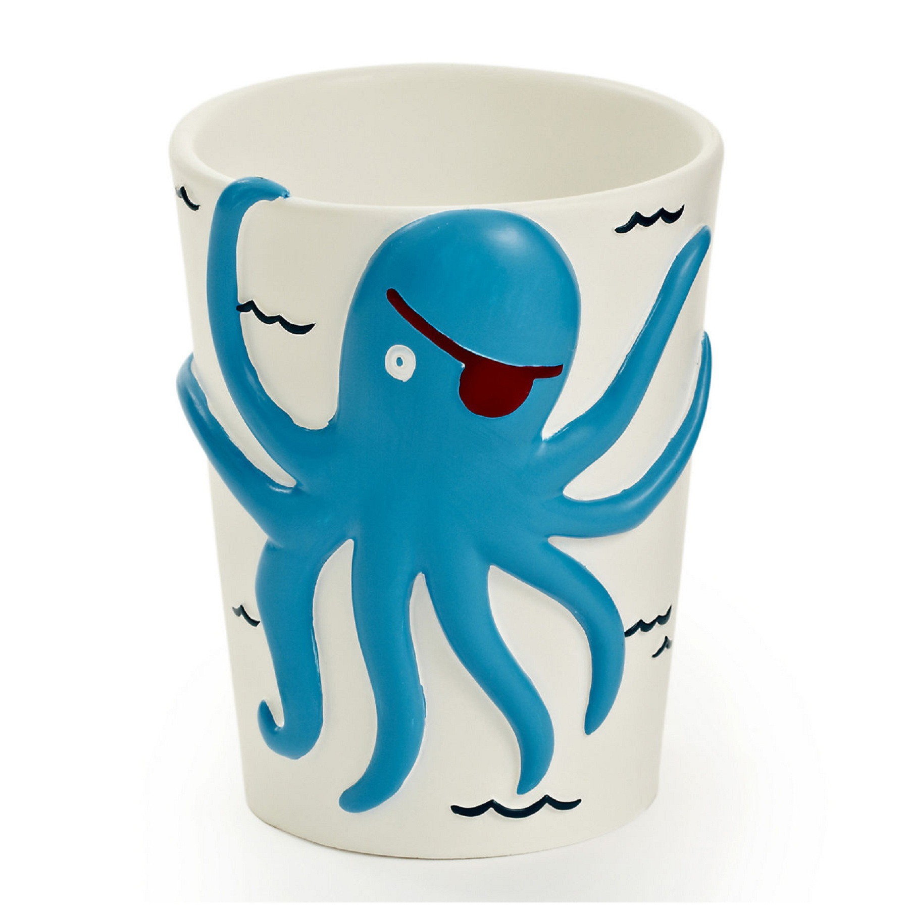 Для ванной Стакан для зубной пасты детский Kassatex Pirates stakan-dlya-zubnoy-pasty-pirates-ot-kassatex-ssha-kitay.jpg