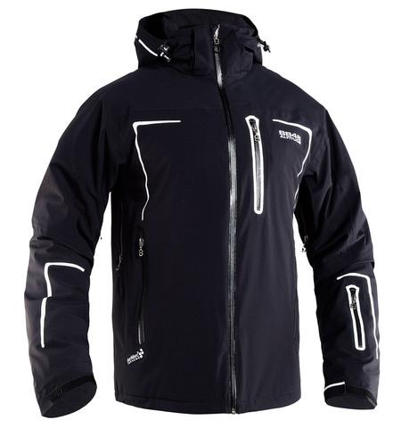 Куртка горнолыжная 8848 Altitude Vector Black