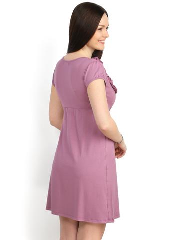 Платье ПВ01 орхидея для беременных и кормящих