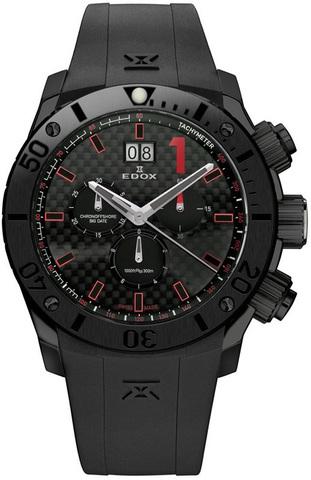 Купить Наручные часы Edox CLASS-1 CHRONOFFSHORE 10020 37 N NRO по доступной цене