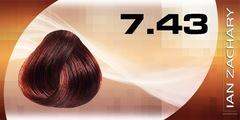 7.43 Медно-золотистый блондин IAN ZACHARY