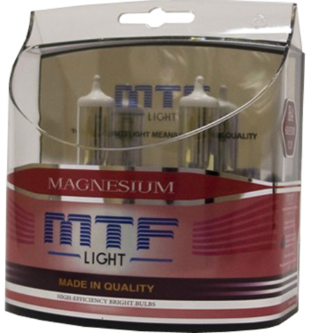 Галогенные лампы MTF Light MAGNESIUM H4 60/55W