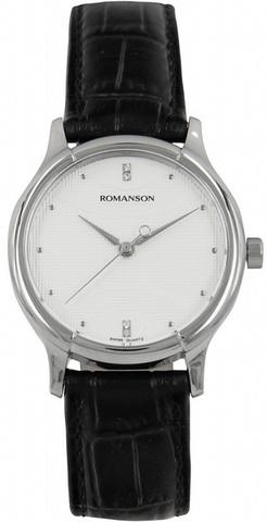 Купить Наручные часы Romanson TL1213LWWH по доступной цене