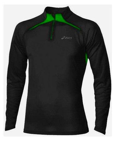 Рубашка Asics LS 1/2 Zip для бега мужская