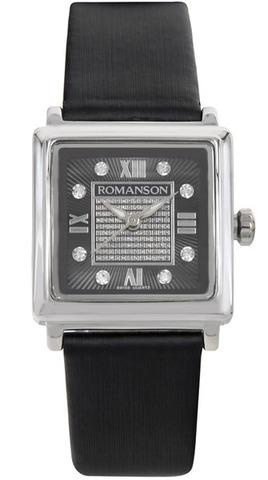 Купить Наручные часы Romanson RL1242LWBK по доступной цене