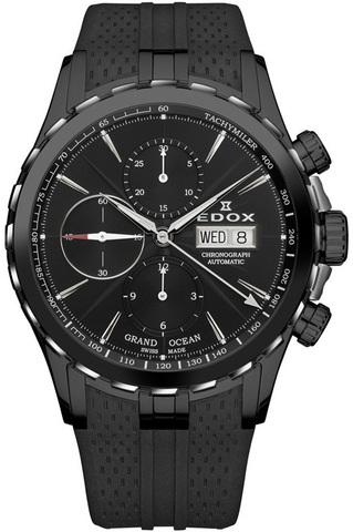 Купить Наручные часы Edox GRAND OCEAN CHRONOGRAPH 01113 357 N NIN по доступной цене