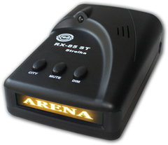 Антирадар (радар-детектор) Arena RX-85 ST