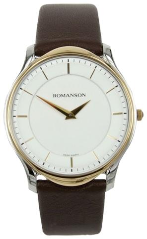 Купить Наручные часы Romanson TL2617MCWH по доступной цене
