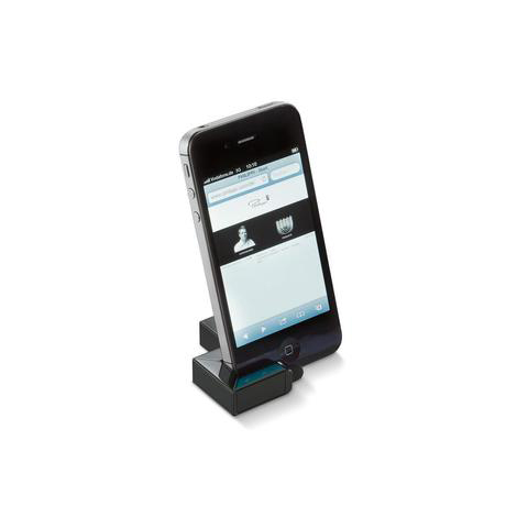 Держатель для iPhone Robot + стилус