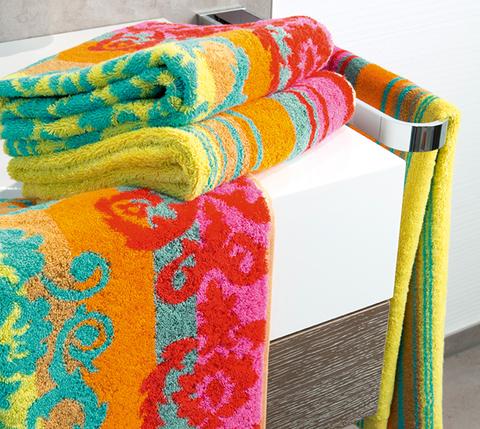 Полотенце 30x50 Cawo Life Style 7056 Viva Ornament