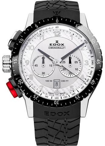 Купить Наручные часы Edox GHRONORALLY 10305 3 NR AN по доступной цене
