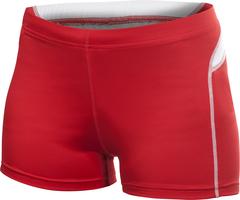 Женские шорты Craft Track and Field Hot Pants Red (1901247-2430)