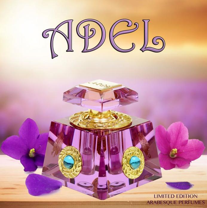 Картинки по запросу Adel/Адель масляные духи