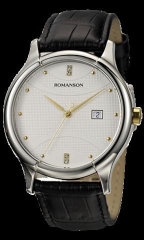 Купить Наручные часы Romanson TL1213LCWH по доступной цене