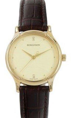 Купить Наручные часы Romanson TL1213LGGD по доступной цене