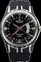 Наручные часы Edox AUTOMATIC GMT GRAND OCEAN WATCH 93004 357N NIN