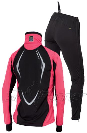 Лыжный тренировочный костюм женский с доставкой