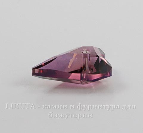 6240 Подвеска Сваровски Сердечко Wild Heart Crystal Lilac Shadow (17 мм)