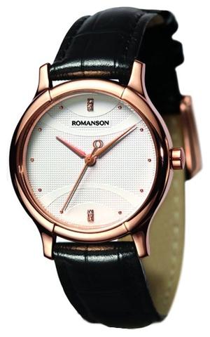 Купить Наручные часы Romanson TL1213LRWH по доступной цене