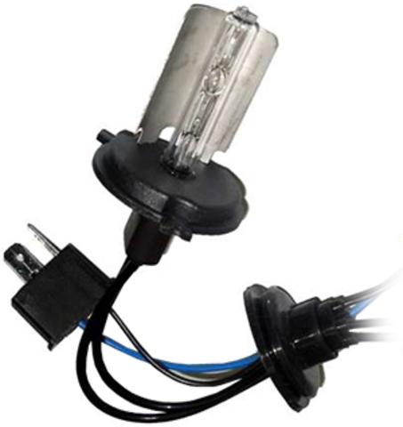Лампа ксенон H4 (5000K) MTF Light